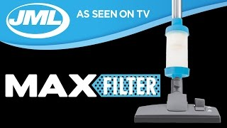Download Max Filter from JML Video