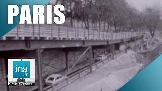 Download Les voies sur berge à Paris en 1967 : L'autoroute express | Archive INA Video