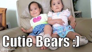 Download Cutie Bears! - June 26, 2015 - ItsJudysLife Vlogs Video