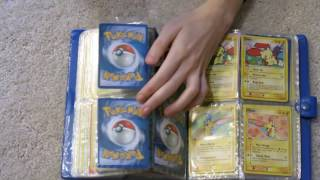 Download Pokémon Cards - reorganizing cards in binder pages ASMR Video