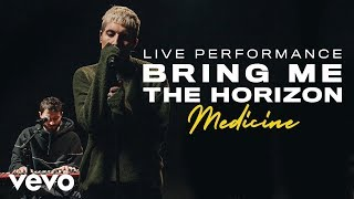 Download Bring Me The Horizon - medicine (Live) | Vevo Live Performance Video