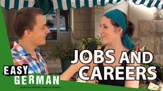 Download Jobs and careers | Easy German 18 Video