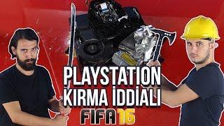 Download PlayStation Kırma İddialı FIFA 16 Oynuyoruz Video