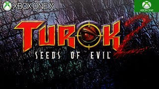Download Turok 2 : Seeds of Evil Remastered Xbox One X Gameplay Video