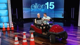 Download Ellen Turns Into Drivers Ed Instructor Video
