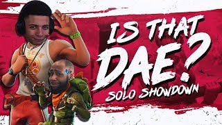 Download DAEQUAN IS IN MY GAME?! SOLO SHOWDOWN WIN (Fortnite BR Full Match) Video