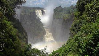 Download Victoria Falls, Zambia & Zimbabwe in 4K Ultra HD Video