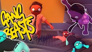 Download DILBERT THE MODEL! | Gang Beasts (Funny Moments) Video