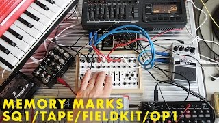 Download Memory Marks   Tape, SQ1, Field Kit, OP1 Video