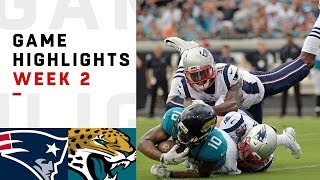 Download Patriots vs. Jaguars Week 2 Highlights | NFL 2018 Video