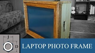 Download Make a Digital Photo Frame from an old Laptop Video