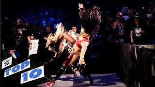 Download Top 10 SmackDown LIVE moments: WWE Top 10, Feb. 21, 2017 Video