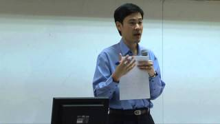 Download Transport Phenomena lecture on 23-01-13 - Mass transport 1/8 (part 1 of 6) Video