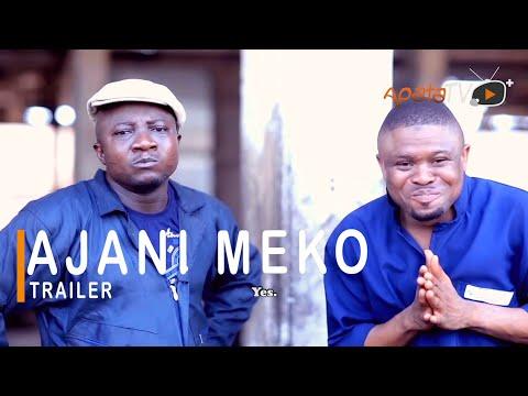 Sanyeri  Goes Spiritual - Ajani Meko Yoruba Movie