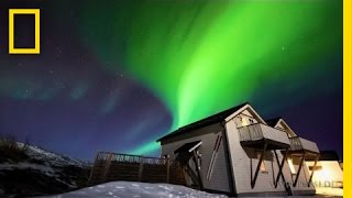 Download Spectacular Norway Northern Lights | National Geographic Video