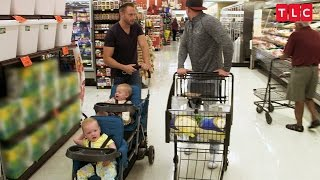 Download Ever Taken 7 Kids Grocery Shopping? Good Luck! | OutDaughtered Video