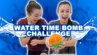 Download WATER TIME BOMB CHALLENGE - Merrell Twins Video