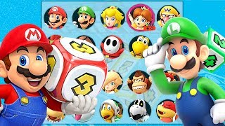 Download Super Mario Party All Characters Unlocked and Donkey Kong, Diddy Kong, Pom Pom + More Video