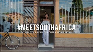 Download #MeetSouthAfrica: Exploring Style & Culture in South Africa with Blake Von D Video