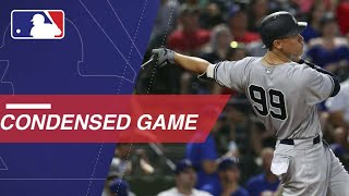 Download Condensed Game: NYY@TEX - 5/21/18 Video