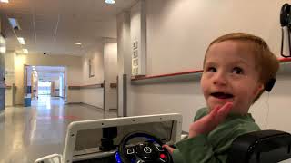 Download Electric Cars for Royal Manchester Children's Hospital Video