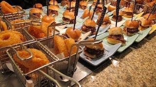Download Bacchanal Buffet at Caesars Palace Las Vegas Video