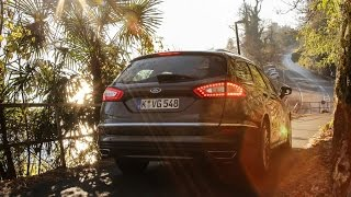 Download Ford Vignale Express: Cologne-Milan Video