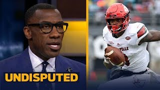 Download Shannon Sharpe compares Lamar Jackson's athleticism to Michael Vick, Good fit in BAL | UNDISPUTED Video
