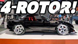 Download David Mazzei's 4-Rotor RX7 - The Ultimate Run Down! Video