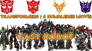 Download Transformers 6 : Bumblebee Movie - CAST ROBOT 2018 (1080p) Video
