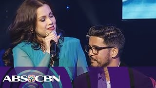 Download Lea Salonga sings ″Sana Maulit Muli″ with Aga Muhlach Video