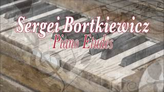 Download Sergei Bortkiewicz: Piano Études (Carlo Balzaretti) | Classical Piano Music Video