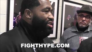 Download ADRIEN BRONER WARNS TERENCE CRAWFORD TO STAY AWAY FROM ERROL SPENCE JR.; SAYS FOOLISH TO FIGHT HIM Video