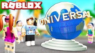 Download UNIVERSAL STUDIOS IN ROBLOX Video