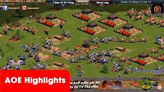 Download AOE Highlights - Phút thứ 30 trong game 1 tỷ người Trung Quốc đã tin Long nhưng không... Video