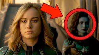 Download Captain Marvel Trailer Breakdown and Easter Eggs - IGN Rewind Theater Video