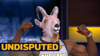 Download Shannon Sharpe reacts to LeBron's Cavs Game 3 blowout win over the Celtics | NBA | UNDISPUTED Video