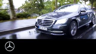 Download Intelligent World Drive in the Mercedes-Benz S-Class | 60 Seconds Video