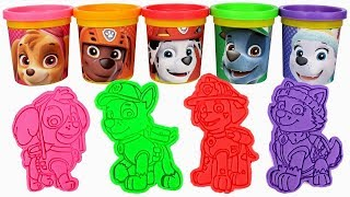 Download Play Doh Molds for Kids Learn Colors with Play Doh Can Heads Cartoon Cutters Creative for Kids Video