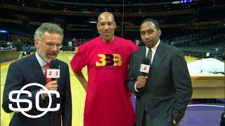 Download Stephen A. Smith outraged at LaVar Ball's comments about Lonzo debut | SportsCenter | ESPN Video