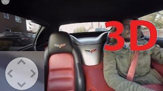 Download 360 3D VR Car Teaser Video