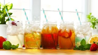 Download 5 *NEW* Iced Tea Recipes! Video