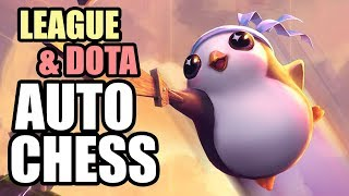 Download League and Dota Auto Chess Video