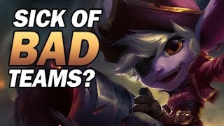 Download Sick of bad teams or supports? Play these 4 ADCs! Video