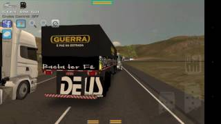 Download Grand Truck Simulator#Comboio no multiplayer$Encontro no posto@ Video