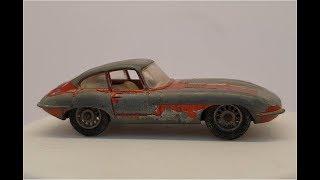 Download MATCHBOX Restoration No 32b E Type Jaguar 1962 Video