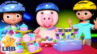 Download Crazy Party Time | Little Baby Bum Junior | Kids Songs | LBB Junior | Songs for Kids Video