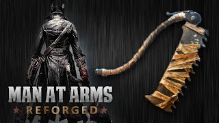 Download Bloodborne Saw Cleaver - MAN AT ARMS: REFORGED Video