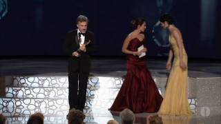Download Christoph Waltz Wins Supporting Actor: 2010 Oscars Video
