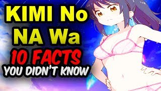 Download Your Name 10 Facts You Didn't Know! Kimi No Na Wa Anime Facts Video